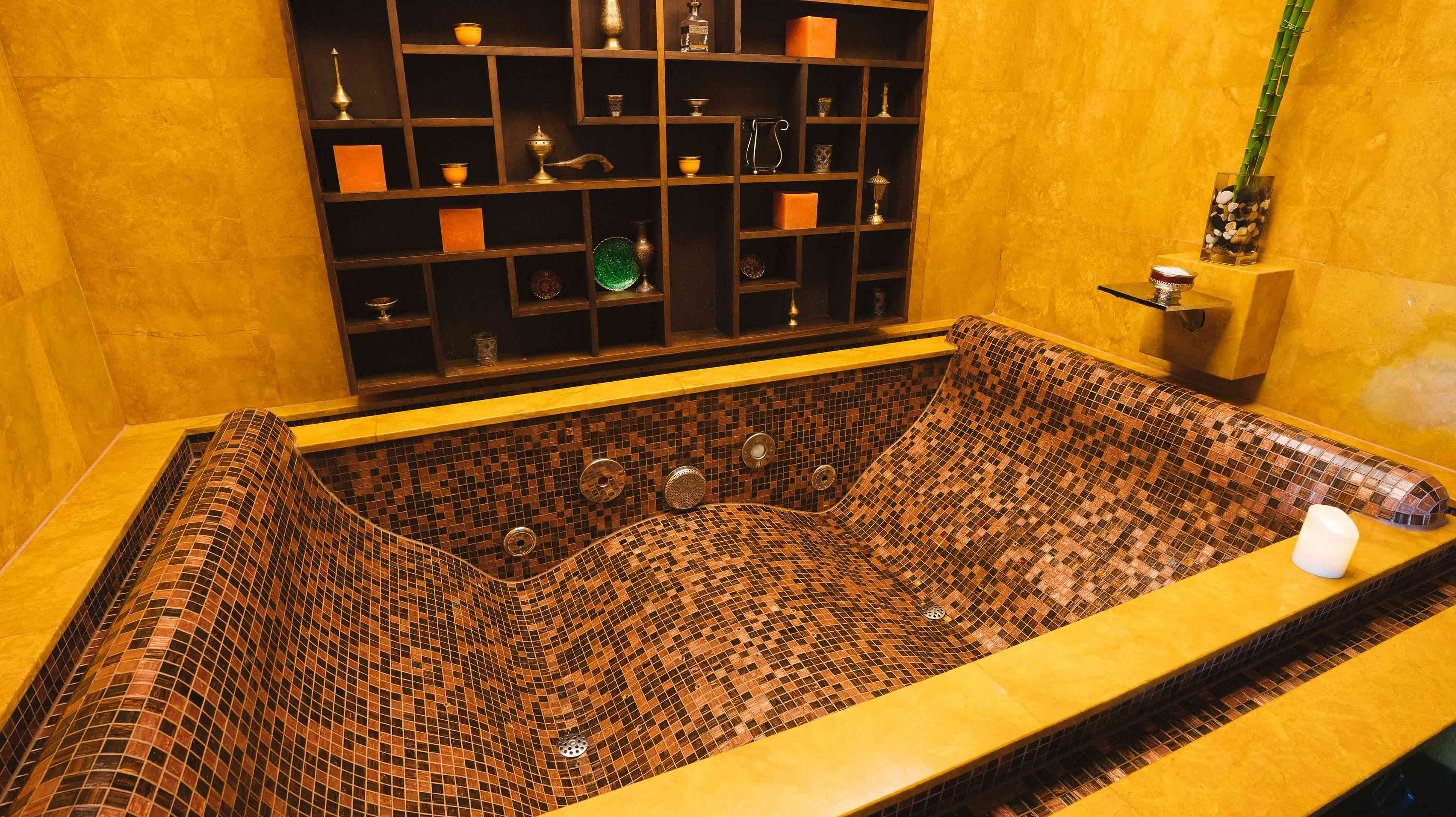 Chi, The Spa, Shangri La Qaryat Al Beri