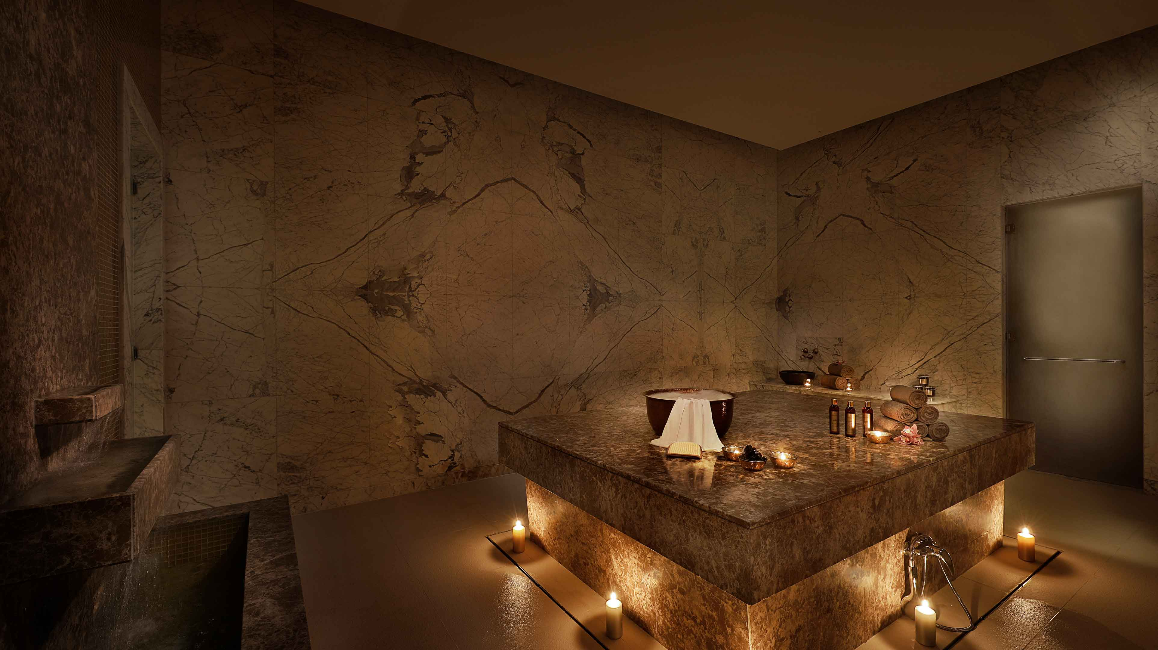 Saray Spa at Marriott Hotel Downtown Abu Dhabi