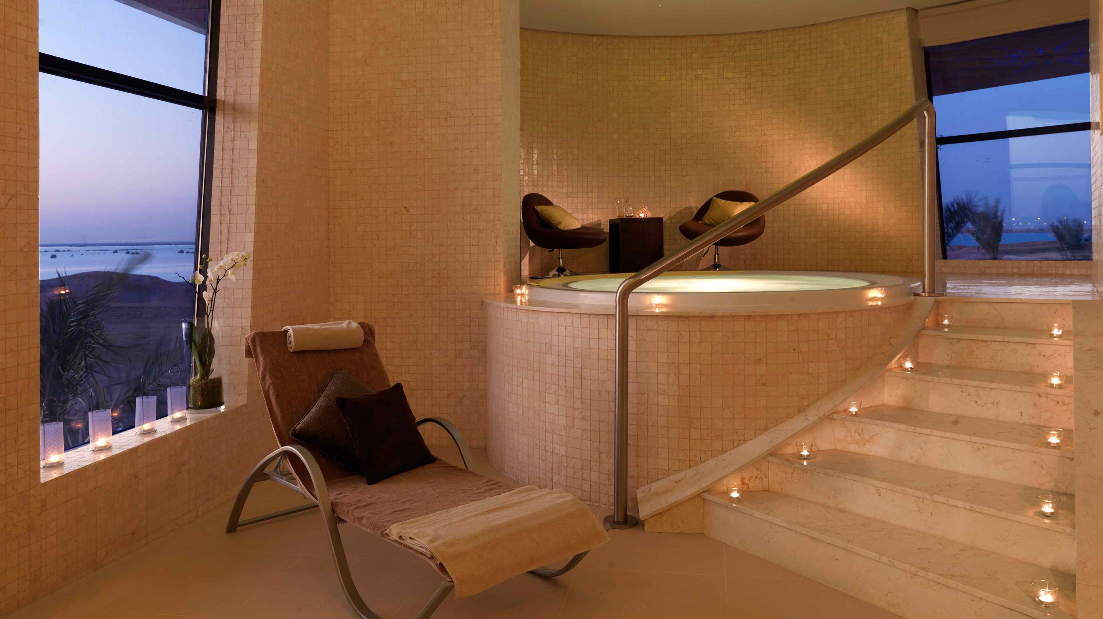 the spa at radisson blu