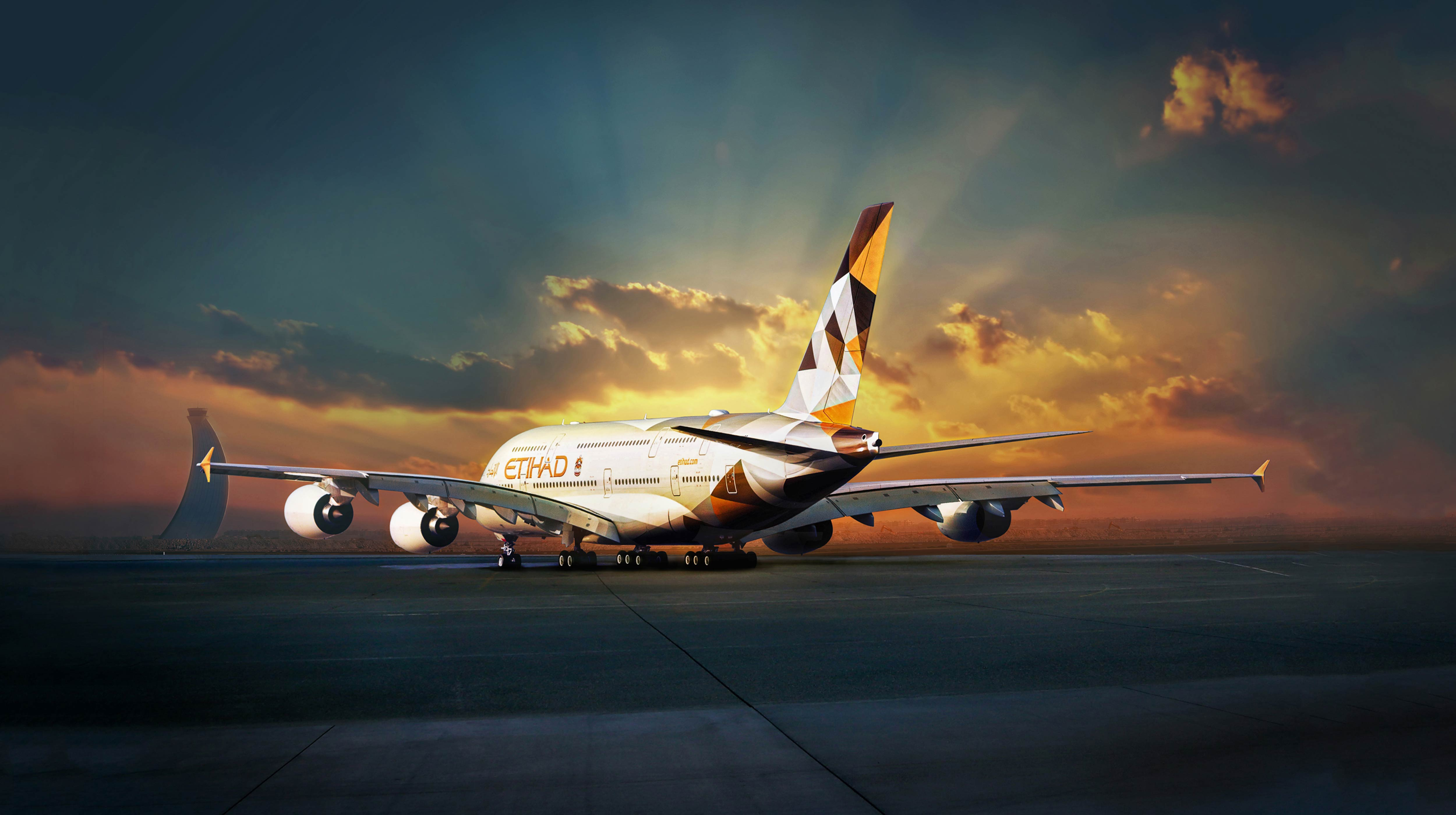 Etihad airways – The UAE's  national airline
