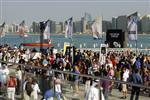 Volvo Ocean Race – The Abu Dhabi Stopover