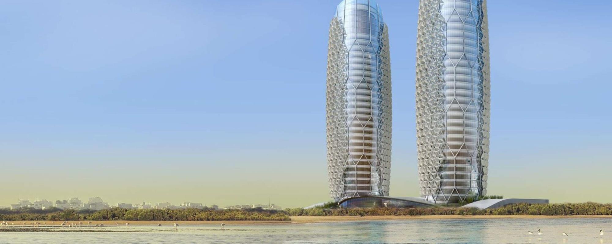 Al Bahar Towers Visitabudhabi Ae