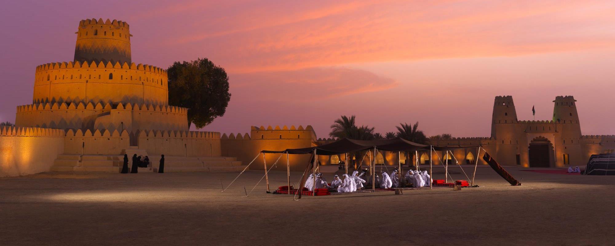 Al Jahili Fort In Al Ain Visitabudhabi Ae