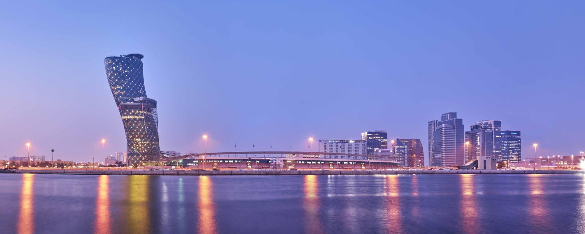 Hyatt Capital Gate Abu Dhabi Visitabudhabi Ae