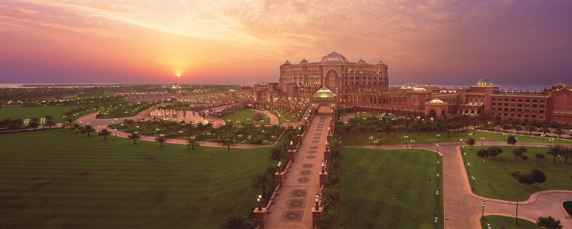 Emirates Palace Hotel In Abu Dhabi Visitabudhabi Ae