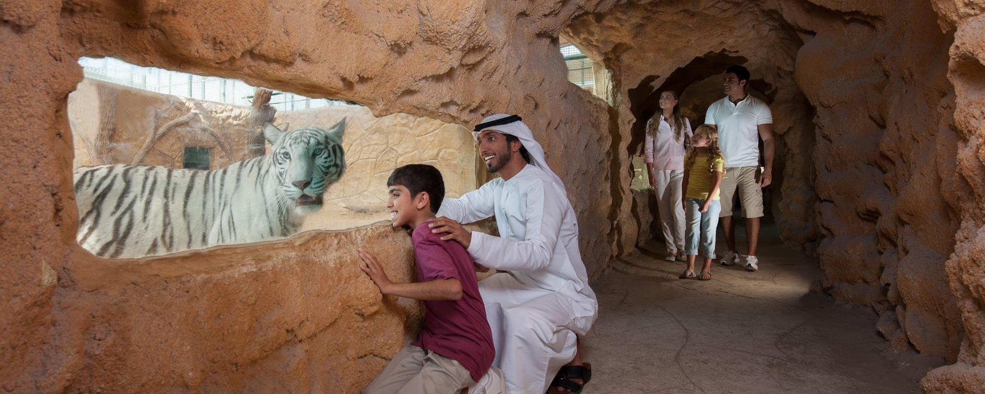 Emirates Park Zoo In Abu Dhabi Visitabudhabi Ae