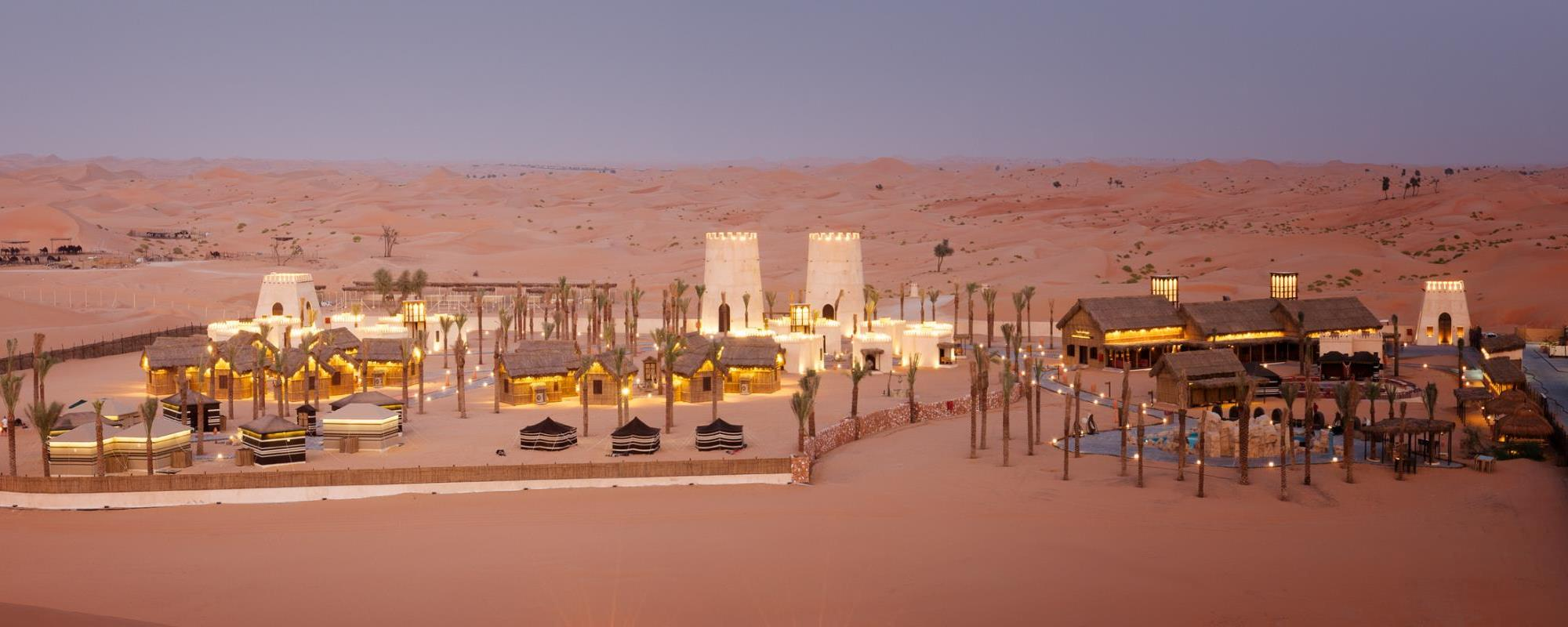 Arabian Nights Village - VisitAbuDhabi.ae