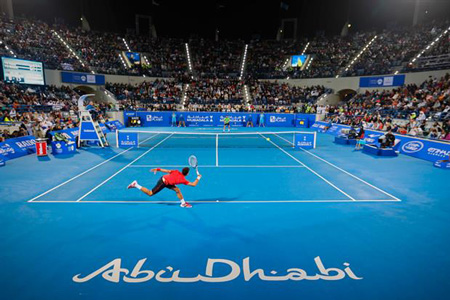 2015 Mubadala World Tennis Championship