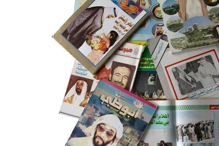 'My Quest for Zayed' MAS Collectors Programme