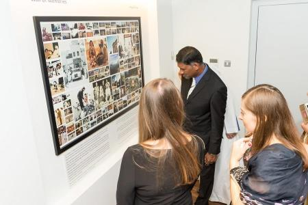 """Sheikh Zayed and Europe: A Journey Exhibition"""