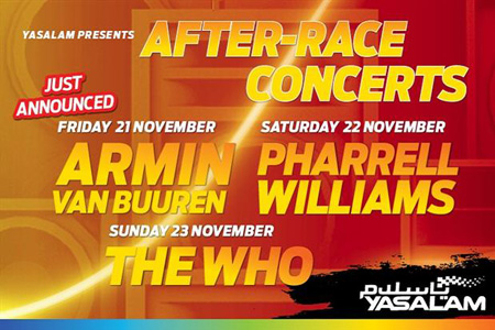YaSalam festival 2014 returns to Abu Dhabi
