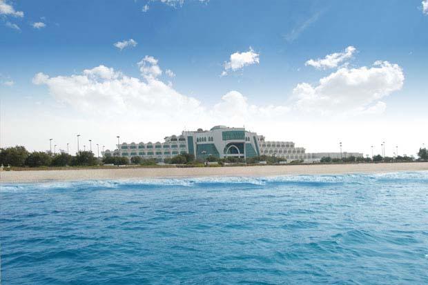 Mirfa Hotel Beach