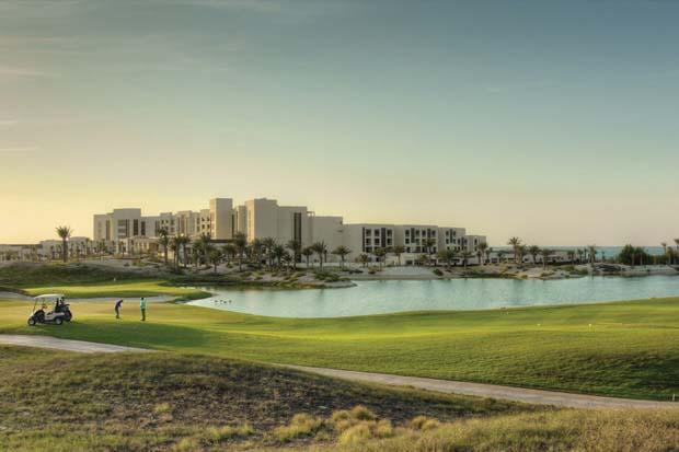 Landscape Park Hyatt Abu Dhabi LR