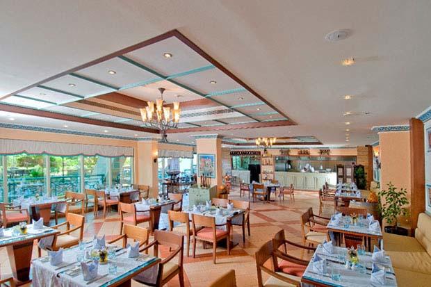 Al Raha Beach Hotel Azur