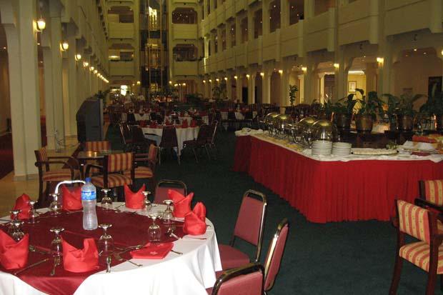 Cassells Ghantoot Hotel Al Sidirah Restaurant