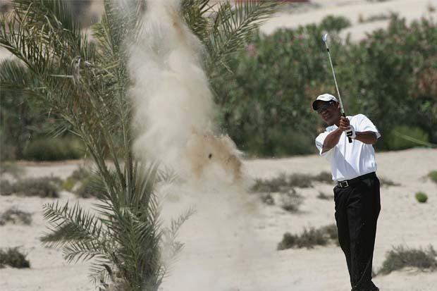Michael Campbell World Sand Golf Championship 2005