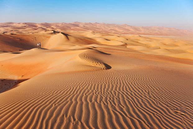 Qasr Al Sarab desertwalk