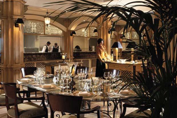 Sevilo's Restaurant, Millennium Hotel Abu Dhabi