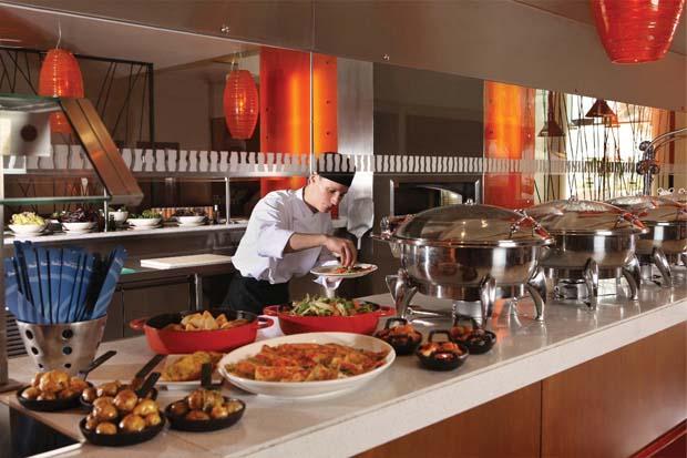 Radisson Blu Hotel Abu Dhabi Yas Island Assymetri