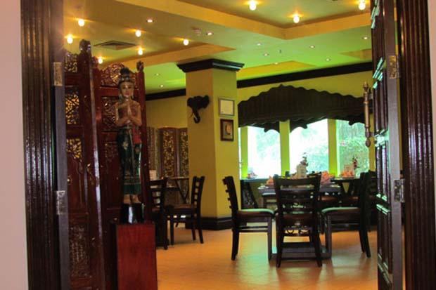 Al Ain Palace Hotel Taste of Thailand