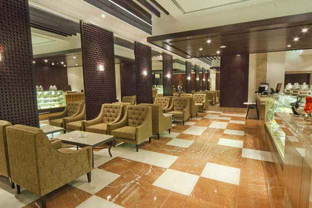 Ayla Hotel Tamra Cafe