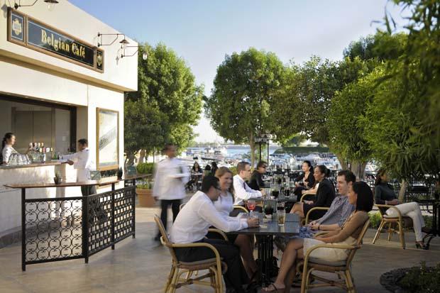 Belgian Café Abu Dhabi, InterContinental Abu Dhabi