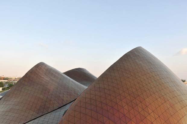 UAE Pavilion Dunes