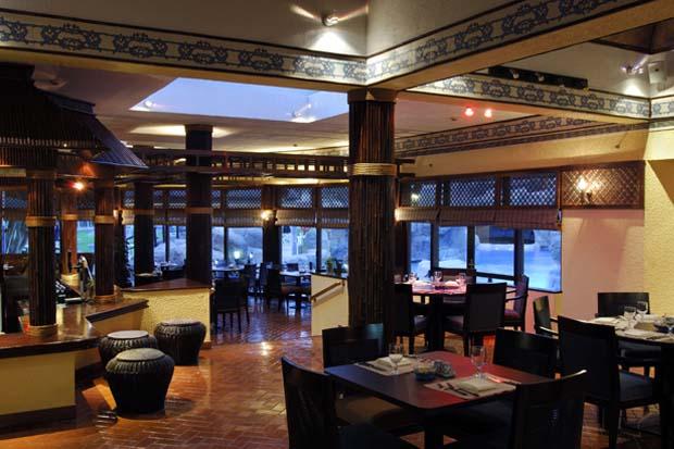 Danat Al Ain Resort The Wok Restaurant