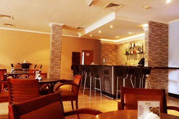 Dhafra beach Hotel Hana Al Dhafra Bar