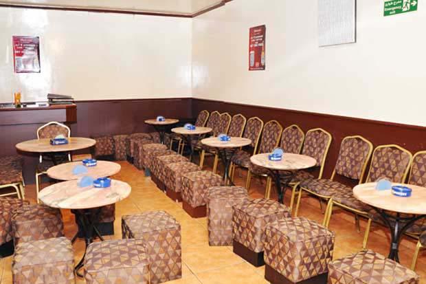 Himig Karaoke Bar, Emirates plaza hotel
