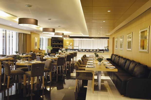 Hala Arjaan The Gallery Restaurant