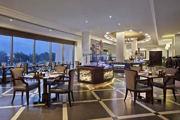 Hilton Abu Dhabi La Terrazza Restaurant
