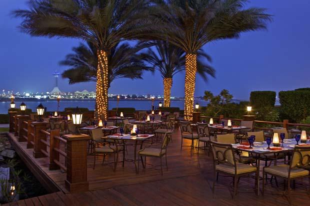 Hilton Abu Dhabi Vascos Restaurant