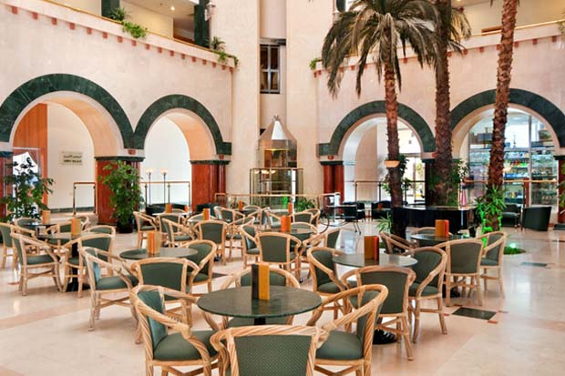 Palmcourt, Hilton Al Ain