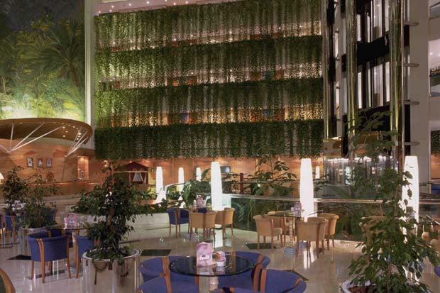 Orient café, Mercure Grand Jebel Hafeet