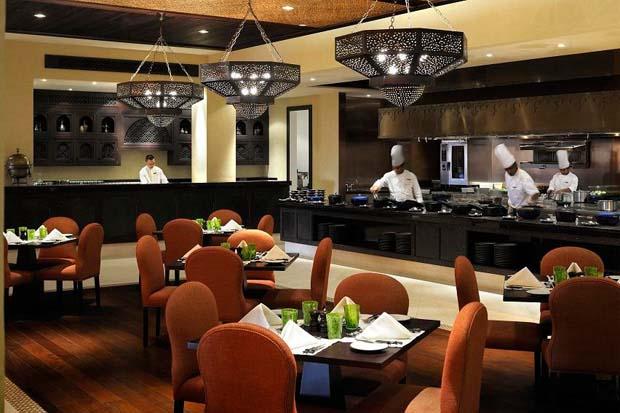 Qasr al Sarab by Anantara Al Waha International Buffet Restaurant