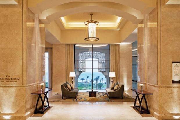 Regis  Saadiyat Island Resort The Drawing Room