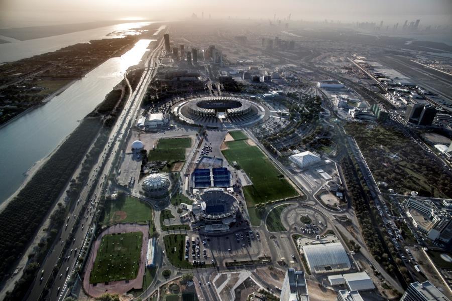 Zayed Sports City Tennis Zayed Sports City