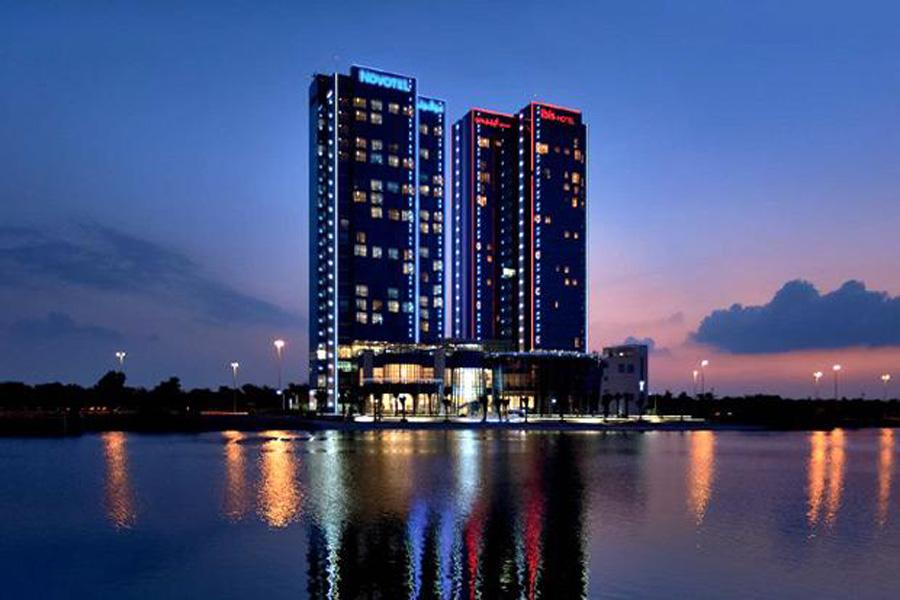 Novotel Abu Dhabi Gate Hotels Visitabudhabi Ae