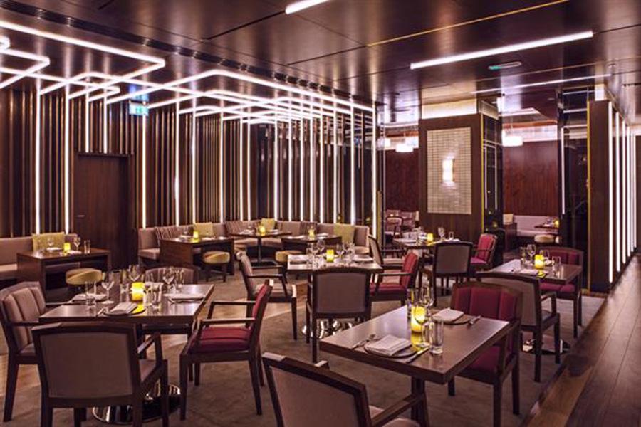 caramel restaurant lounge abu dhabi. Black Bedroom Furniture Sets. Home Design Ideas
