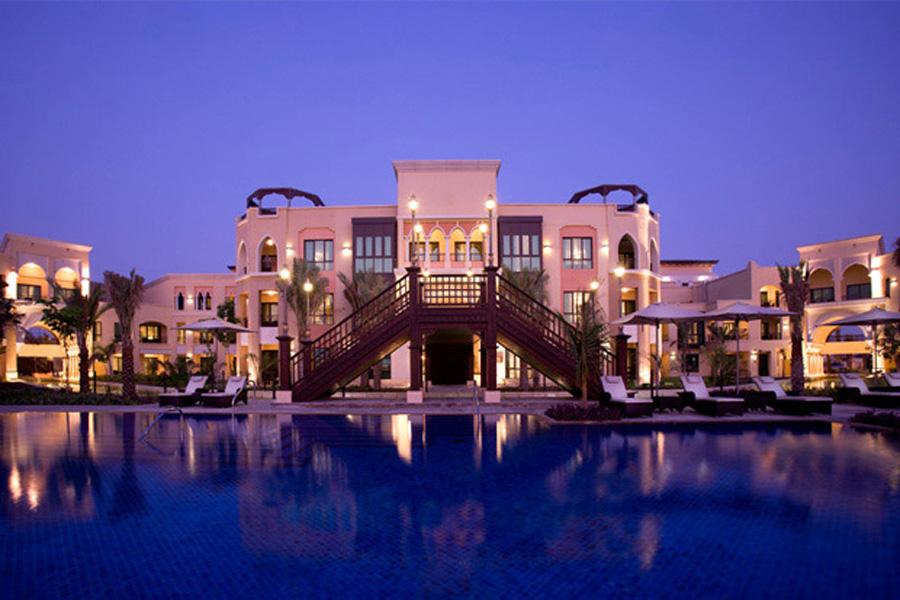 Shangri La In Abu Dhabi Hotel