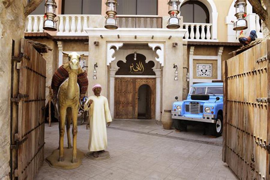 Ferrari World Abu Dhabi >> Al Fanar Restaurant & Café - VisitAbuDhabi.ae