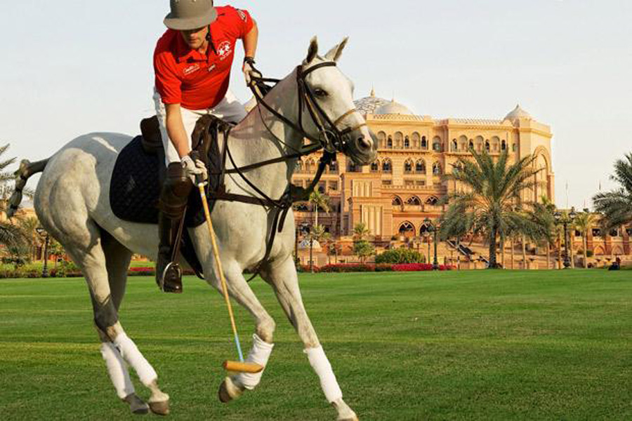 2013 Coutts Polo at the Palace