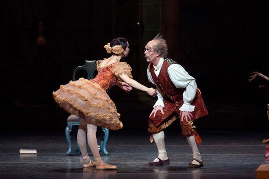 Coppélia by American Ballet Theatre & The Dresden Philharmonic