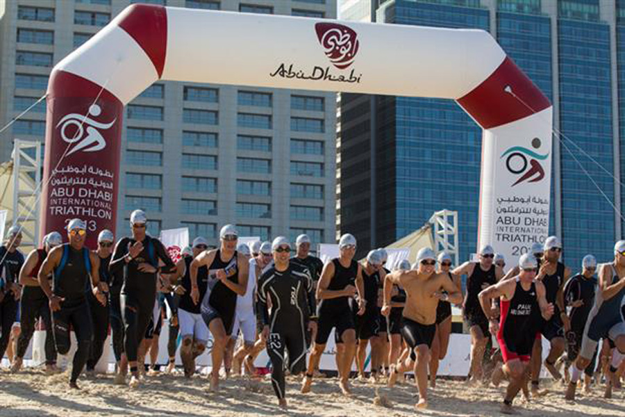2014 Abu Dhabi International Triathlon