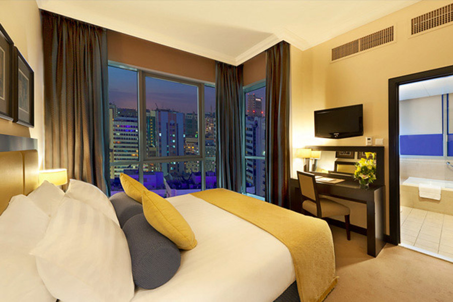Al Manzel Hotel Apartments Abu Dhabi Contact Number