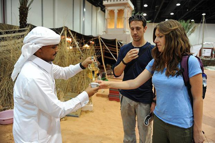2014 Abu Dhabi International Hunting & Equestrian Exhibition (ADIHEX)