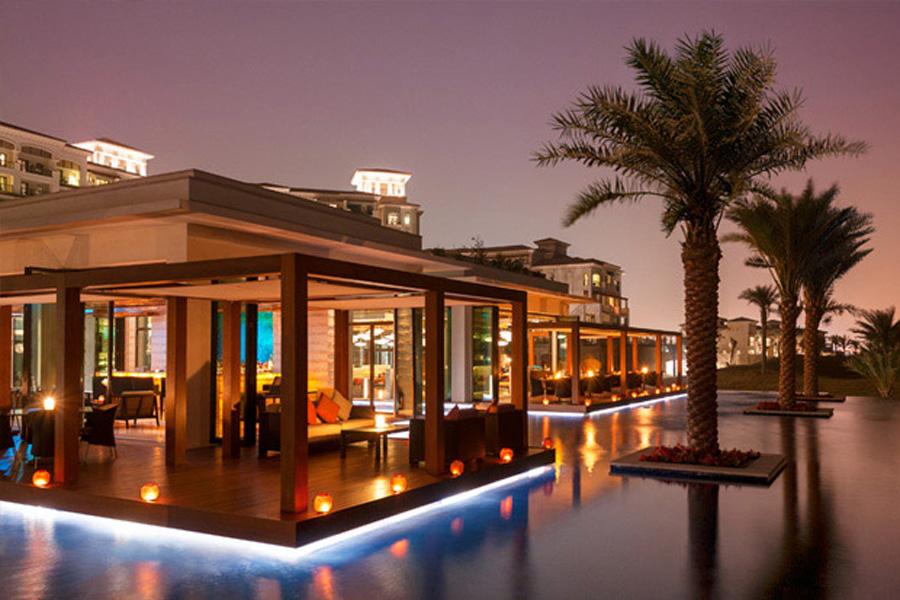 Iridium Spa St Regis Abu Dhabi Menu