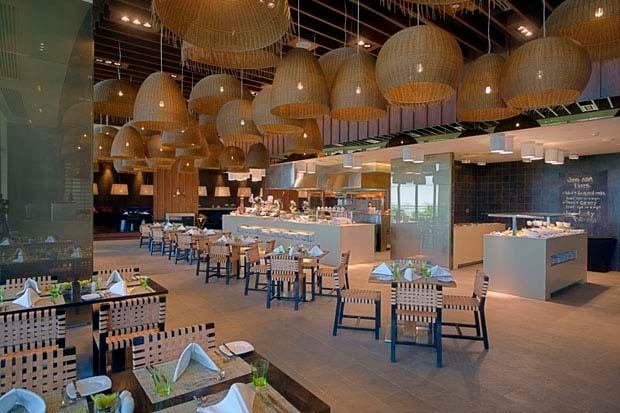 Crowne Plaza Hotel Restaurant
