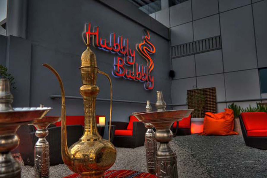 Hubbly Bubbly Holiday Inn Abu Dhabi Visitabudhabi Ae